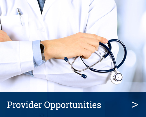 Provider Recruitment