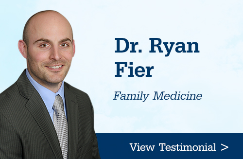 Dr. Fier Testimonial Video