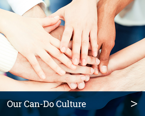 Can-Do Culture